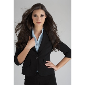 Women's 1 Button Suit Jacket (HCJ001)