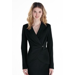 The Woman's Wrap Jacket (HCJ050)