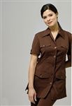 The Soho Spa Top by Noel Asmar Uniforms - OVERSTOCK