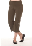 Women's Fitness Capri Pant by Noel Asmar Uniforms - OVERSTOCK