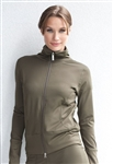 Women's Prima Fitness Jacket by Noel Asmar Uniforms - OVERSTOCK