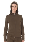 Women's Zoya Hoodie Top by Noel Asmar Uniforms - OVERSTOCK