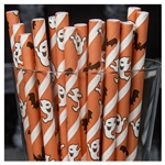 Our Paper Straws will add the perfect touch to any Party Table, Candy Buffet, Wedding, Birthday, Baby Shower and the list goes on….!!  We're SO PROUD to offer you this wonderful new product that is EARTH FRIENDLY….Our Paper Straws are bio-degradable.