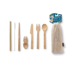 Eat/Drink Tool Kit (2019 Eco-Excellence Finalist Winner)