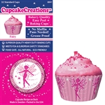 Bakery Quality Cupcake Baking Cups - Fairies (32 pieces)