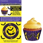 Bakery Quality Cupcake Baking Cups - Bats (32 pieces)
