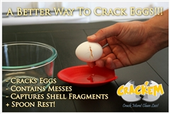 Crack'em Egg Cracker