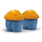 MUFFIN TOPS Cupcake Molds (box of 4) by Fred & Friends
