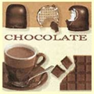 Lunch Napkins by Paper Design (13 x 13) - Chocolate