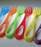 Knork (Knife/Fork) Outdoors - Camping Knork 6-pack