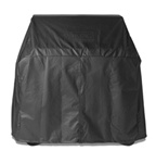 CQ542C VINYL GRILL COVER, ON CART