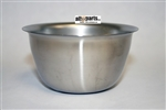 PA030005 6OZ. STAINLESS STEEL BOWL