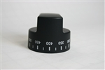 PB010294 Thermostat Knob Black