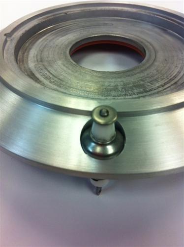 Pb050081 Sealed Burner Base With Igniter Sub From Pb050062