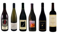 10/19/10 - Best of Northwest Wineries: McCrea, Daedalus, Raptor Ridge, Patton Valley, and Tamarack