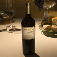 02/18/11 - New Releases: 2007 Pine Ridge Napa Valley Tasting