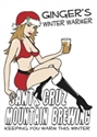"Santa Cruz Mountain Brewing ""Ginger's Winter Warmer"" Ale (22oz)"