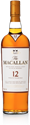 The Macallan 12 Year Old Sherry Oak Single Malt Scotch Whisky (Speyside - Highlands, Scotland) [750ml]