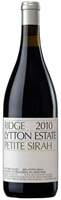 "Ridge ""Lytton Estate"" Petite Sirah 2010 (Dry Creek Valley, Sonoma County, California)"
