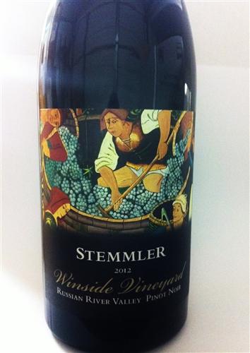 Stemmler Winery Pinot Noir