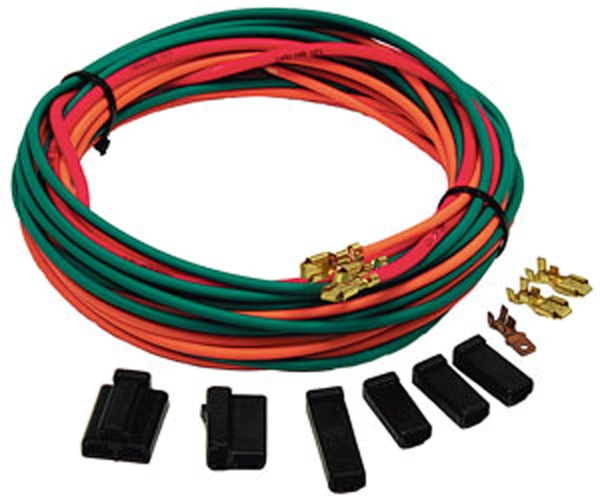 AAW-500444-2  Chevy Convertible Top Wiring on