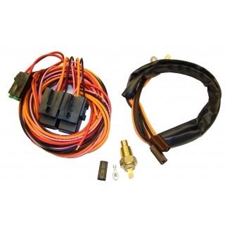 1955-57 Chevy American Autowire Dual Fan Relay Kit