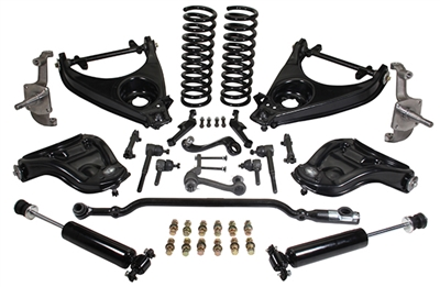 CPP 1955-57 Complete Front Suspension Rebuild Kits