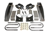 CPP 1955-57 Leaf Spring Relocation Kit Complete