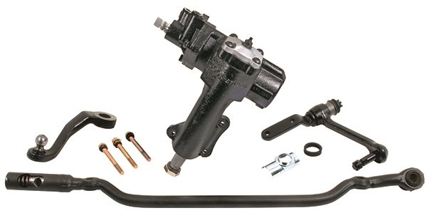 CPP 1955-57 Complete Power Steering Upgrade Kit