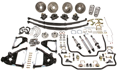 CPP 1955-57 Pro-Touring Kits Stage Iii (OS)