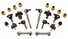 CPP 1955-57 Chevy Complete Front End Kit Polyplus