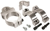 CPP 1955-57 Rear Billet Aluminum Sway Bar Mounts Deluxe