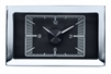 1957 Chevy Car HDX Style Clock, Black Face