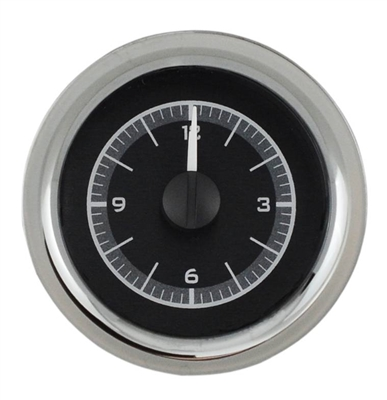 1955-56 Chevy Car Analog Clock