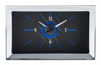 1957 Chevy Car Analog Clock
