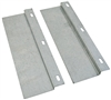 Danchuk 55-57 Fan mounting brackets;pr
