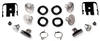 Danchuk 55-57 Liftgate Arm Rebuild Kit; (Nom, Wag)