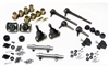1955-1957 Chevy Complete Front Suspension Rebuild Kit, Rubber Bushings