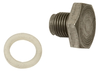 Danchuk 1957 Chevy Rear End Drain Plug, Original Style