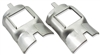 Danchuk 55-57 Axle bumper retainer,rear; pr