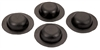 Danchuk 1955-57 Chevy Trunk Area Access Plug,Inner; Set