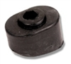 Danchuk 55-57 Grommet, gear shift; ea