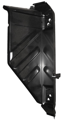 Golden Star Cowl Side Panel - 1957 Chevy Drivers Side (OS)