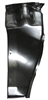 Golden Star Radiator Lower Splash Shield - 1956-57 Chevy Passenger Side