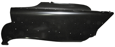 Golden Star Quarter Panel - 1957 Chevy Hardtop 4-Door Drivers Side (OS) (TF)
