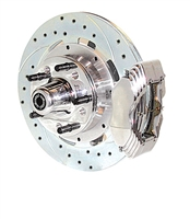 "Heidts Wilwood 11"" Alumuinum Drilled Rotor"