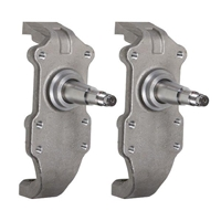 "Heidts 2"" Drop Spindles for Wilwood Brakes"