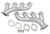 Hooker LS Exhaust manifolds, silver ceramic coat (OS)