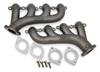 Hooker LS Exhaust manifolds, natural finish (OS)