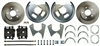 "Right Stuff Rear Disc Brake Conversion Kit for 15""+ Wheels"